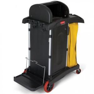 Vorschau: Rubbermaid 9T75 - Healthcare Reinigungswagen