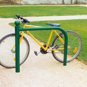 Vorschau: Fahrradständer und Motorradständer Deko