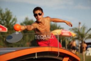 Teqballspiel