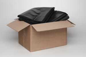 Vorschau: Kunststoff-Müllsäcke, 240 Liter (50 Stück)