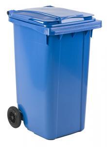 Vorschau: Mülltonne 240 Liter | Blau