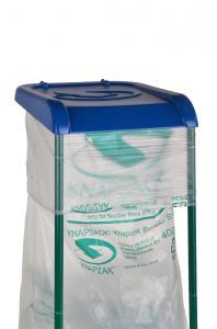 Vorschau: Deckel für großvolumigen Müllsackständer
