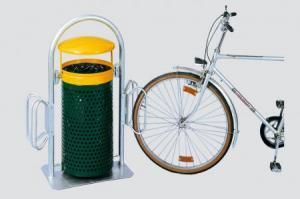 Vorschau: Fahrradparker für Rohrbogenständer RB 001 und RB 002