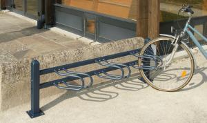 Vorschau: Erweiterungsmodul Fahrradständer