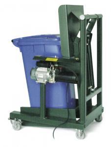 Vorschau: Mobiler Mülltonnenkipper für 240 Liter Tonnen