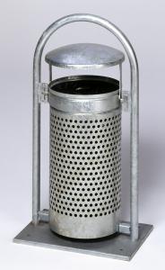 Vorschau: Rohrbogenständer RB 001 Abfallsammler