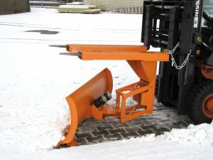 Vorschau: Schneepflüge Typ SCH-P / SCH-U
