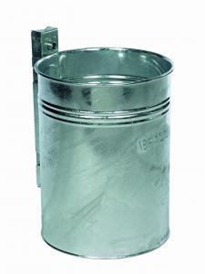 Vorschau: Rund-Abfallbehälter