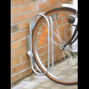 Vorschau: Fahrradständer fest oder schwenkbar