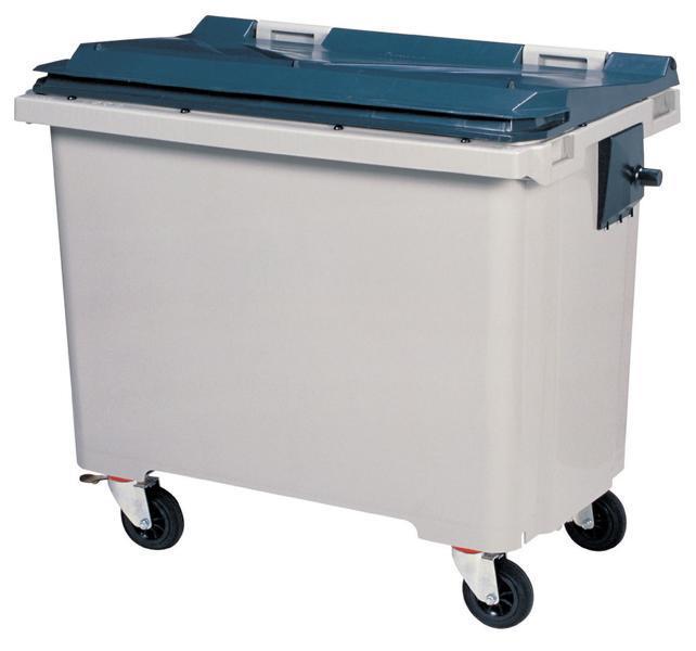 Kunststoff Mülltonne 770 Liter