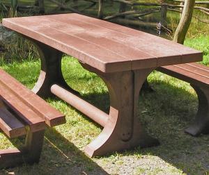 Vorschau: Tisch Lodur B 2,00 Meter