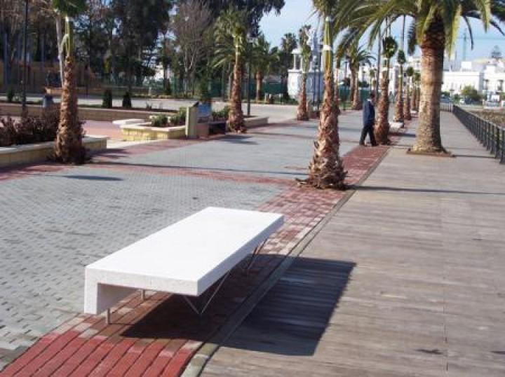 parkbank ela beton. Black Bedroom Furniture Sets. Home Design Ideas