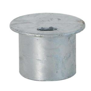 Vorschau: Abdeckkappe ohne Verschluss Ø 60 mm