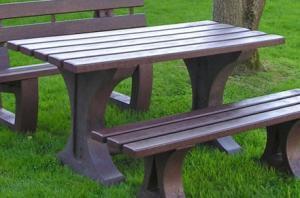 Vorschau: Tisch Lodur 1,50 Meter