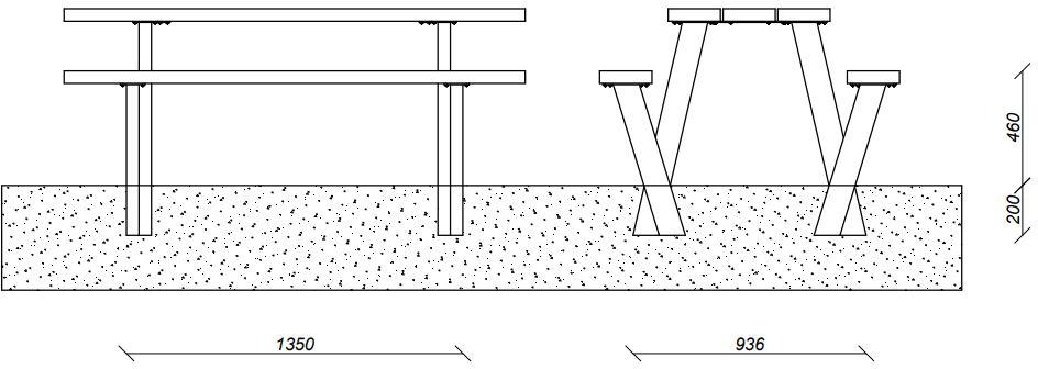 Sitzgruppe-Lea-bodenbefestigung