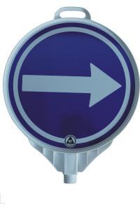Vorschau: Hinweisschild Fahrtrichtung